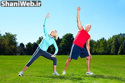 فعالیت ورزشی برای درمان یبوست